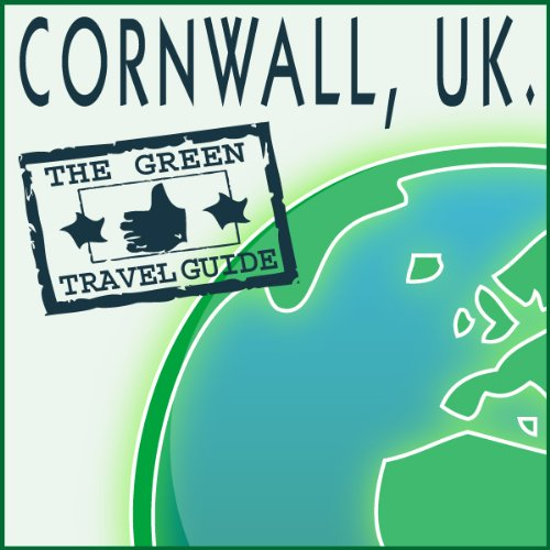 Cornwall UK audiobook cover art