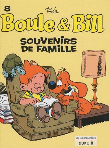 Boule & Bill, Tome 8 : Souvenirs de famille