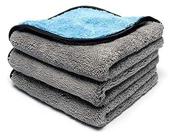 Cobra Shine & Buff Waterless Wash Towels  3