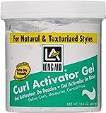 Best Curl Activators - Long Aid Activator Gel, 16.4 Oz Review