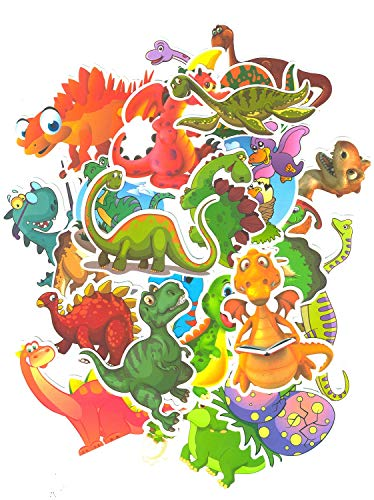Top Stickers! Pack van 50 Dinosaurus Stickers - Sticker HD - Pas alles aan wat je wilt, Scrapbooking, DIY, Wall, Bike, Moto, Home, maatwerk, aanpassen, Dino, Trex, Raptor