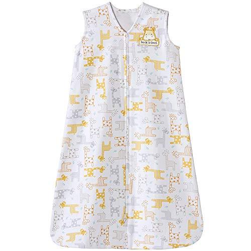 Halo Sleepsack 100% Cotton Wearable Blanket, Giraffe, Small