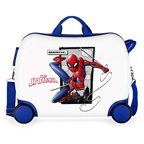 Maleta infantil Spiderman Action