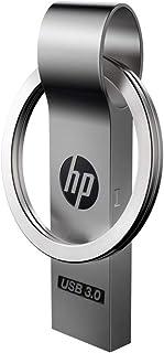 HP USB memory 64GB USB 3.0 key chain design metal impact drip-proof dust-proof flash drive x785w HPFD785W-64