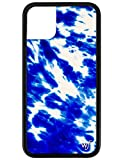 Wildflower Limited Edition Cases for iPhone 11 (Blue Tie Dye)