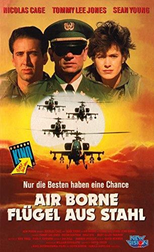 Air Borne - Flügel aus Stahl [VHS]