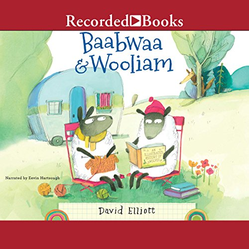 Baabwaa & Wooliam audiobook cover art
