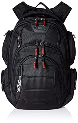 OGIO Gambit 17 Day Pack, Large, Black by Callaway Golf