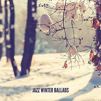 Jazz Winter Ballads (Melancholic Day, Delicate Sounds, Inner Energy, Freedom)