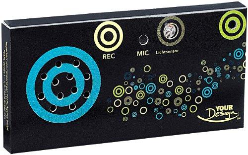 Your Design Soundmodul: Gruß-Modul für Geschenkpäckchen, mit Aufnahme und Lichtsensor (Soundchip zum selbst bespielen)