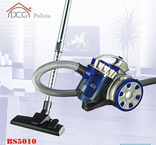Dcg BS5010 Aspirapolvere Ciclone senza Sacco