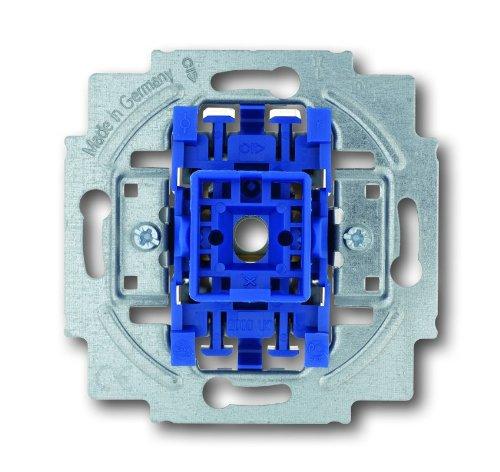 Busch-Jaeger 1012-0-2042 BUSC UP-Ausschalter 2000/2 US-101, 250 V, Blau, Grau