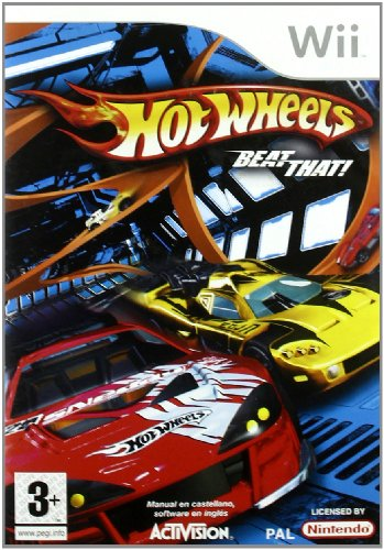 Hot Wheels Beat That