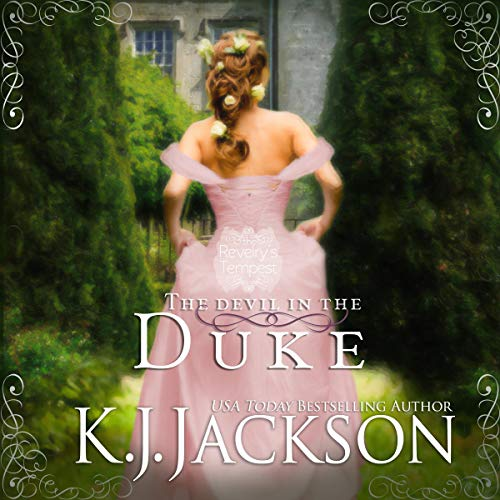 The Devil in the Duke: A Revelry's Tempest Novel cover art