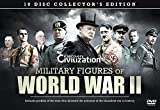 Military Figures Of World War 2 - 10 Disc Collection [DVD] [Import anglais]