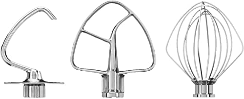 new arrival KitchenAid 5KSM5TH3PSS Stainless steel popular discount stirrer Silver sale