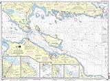 NOAA Chart 14881: Detour Passage to Waugoshance Pt;Hammond Bay Harbor;Mackinac Island;Cheboygan;Mackinaw City;St. lgnace