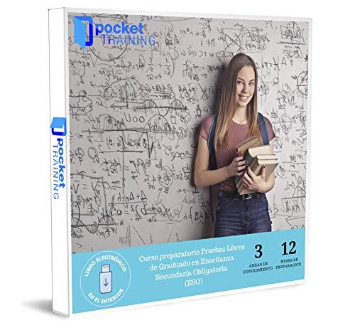 Pockettraining | Curso Online y Guía de Formación | Curso Preparatorio Pruebas Libres de Graduado en Enseñanza Secundaria Obligatoria (ESO)