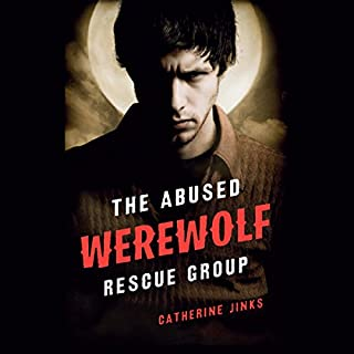 The Abused Werewolf Rescue Group audiobook cover art