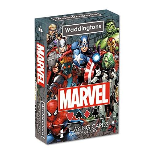 Karty do Gry Waddingtons Marvel Universe