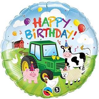 "Qualatex 18"" Birthday Barnyard"
