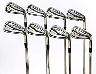 Cobra Fly-Z + Forged Iron Set 3-PW FST KBS Tour Steel Stiff Right Handed 37.5 in