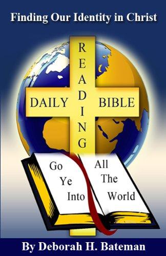 Book: Finding Our Identity in Christ by Deborah H. Bateman