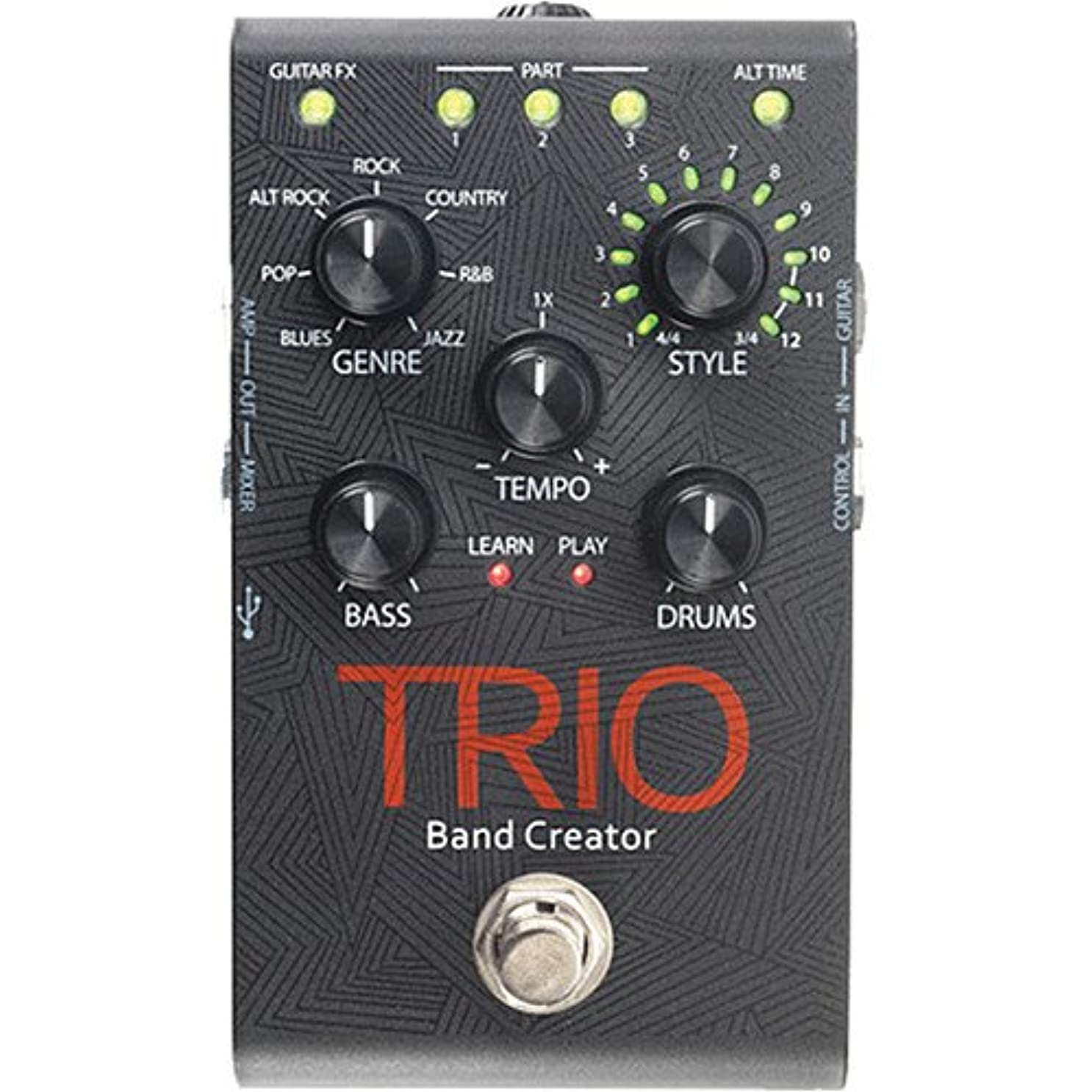 漏れ応用リップDigiTech TRIO Band Creator [並行輸入品]