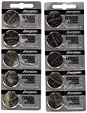 Energizer CR2032 3 Volt Lithium Coin Battery 10 Pack (2x5 Pack) In Original...