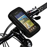 Soporte para Bicicleta con funda impermeable para LG Google Nexus 4 E960