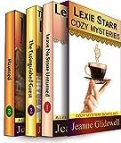 Lexie Starr Cozy Mysteries Boxed Set (Three Complete Cozy Mysteries in One) (A Lexie Starr Mystery)