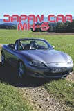 JAPAN CAR MX-5: Notebook version for students, schools and universities, gift for your friend