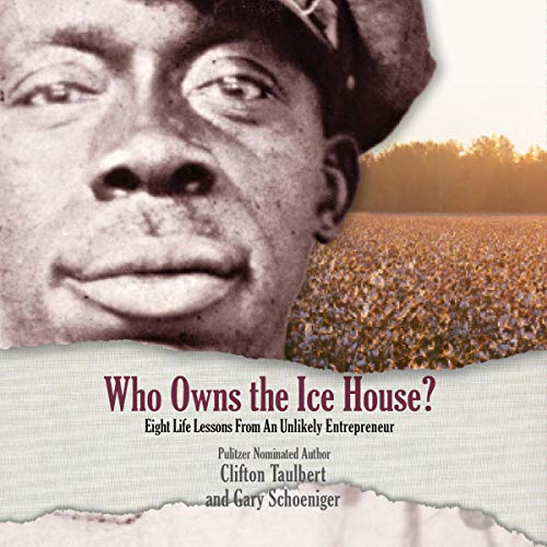 Who Owns the Ice House?  By  cover art