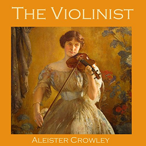 The Violinist audiobook cover art