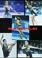 アリーナ・ザギトワ L 写真 5枚セット/ロシア/フィギュアスケート