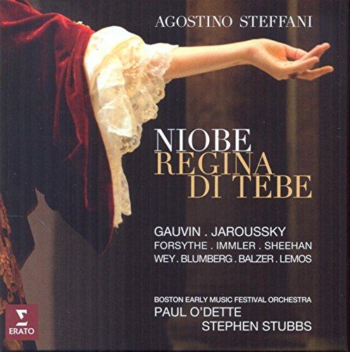 Steffani: Niobe, Regina di Tebe