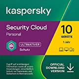 Kaspersky Security Cloud – Family Edition | 10 Geräte | 1 Jahr | PC/Mac/Mobile | Aktivierungscode...