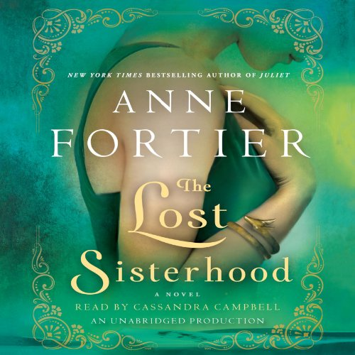 The Lost Sisterhood audiobook cover art