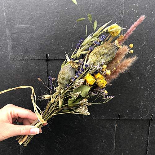 Droogbloemen small | Natuur tinten | Droogbloemen boeketje | BloomitUp |