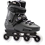 Rollerblade Twister Edge W Patines Gris, Mujeres, Anthracite/Lilac, 245