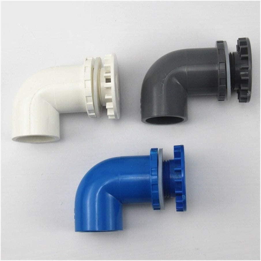 Tubes Pipes Hoses 10pcs Limited price sale PVC 20 25 90 trend rank 32 Degree 40 50 Thickene