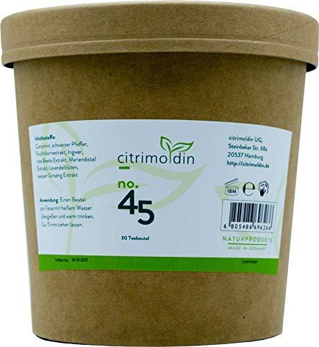 citrimoldin no. 45 - Migräne-Tee
