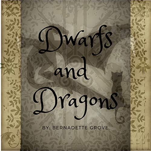 Dwarfs and Dragons: A Hero Is Born audiobook cover art