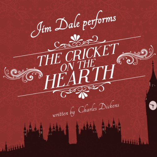 The Cricket on the Hearth Audiobook By Charles Dickens cover art