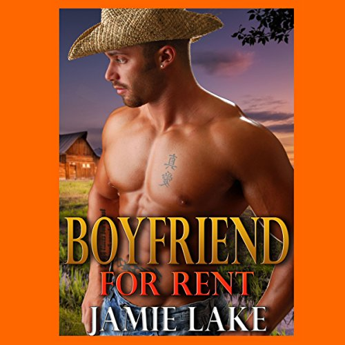 Boyfriend for Rent audiobook cover art