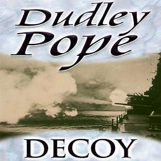 Decoy audiobook cover art