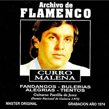 Archivo De Flamenco Vol.16 (Curro Malena)