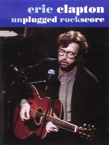 Partition : Eric Clapton Unplugged Rock Score