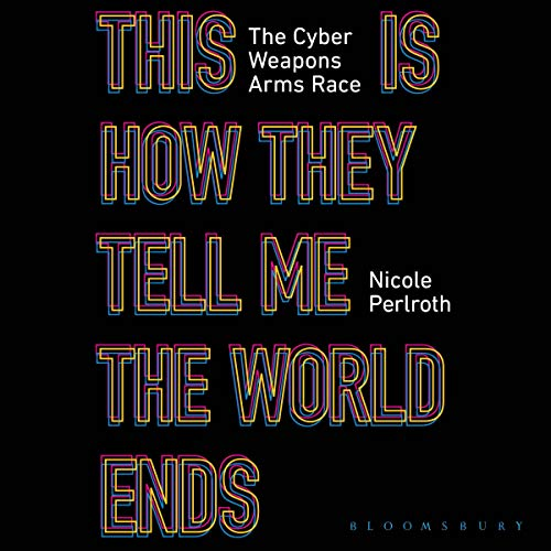 This Is How They Tell Me the World Ends cover art