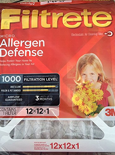 Buy Discount 3M Co ALLERGEN FILTER 12X12 FILTRETE